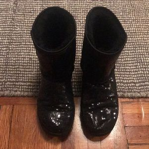 UGG Shoes - Sequin uggs